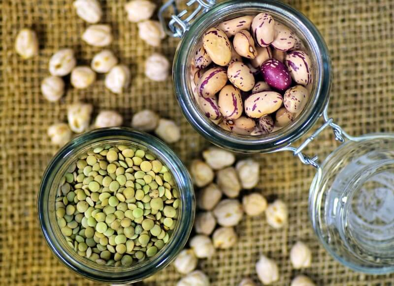 Acid-Alkaline Legumes: Beans, Lentils, & Chickpeas photo