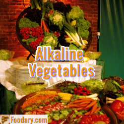 Alkaline Vegetables Photo