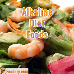 What foods can you eat on an alkaline diet?