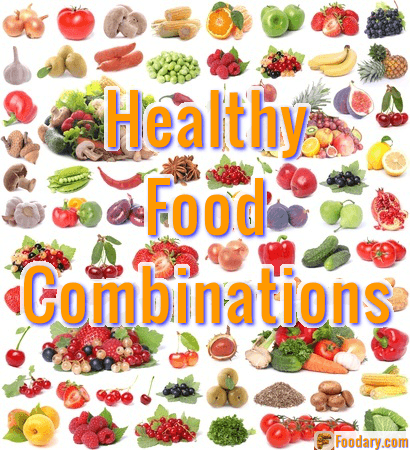 Healthy Food Combinations Photo